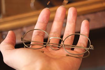 天下堂の眼鏡